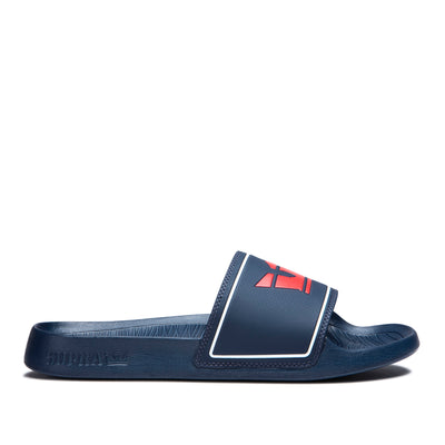 06127-402-M | LOCKUP | NAVY/RED