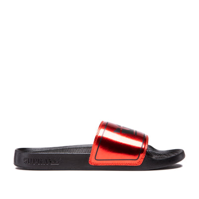 06127-691-M | LOCKUP | RED METALLIC-BLACK