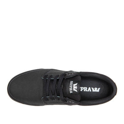 08029-025-M | STACKS II VULC | BLACK TUF-BLACK