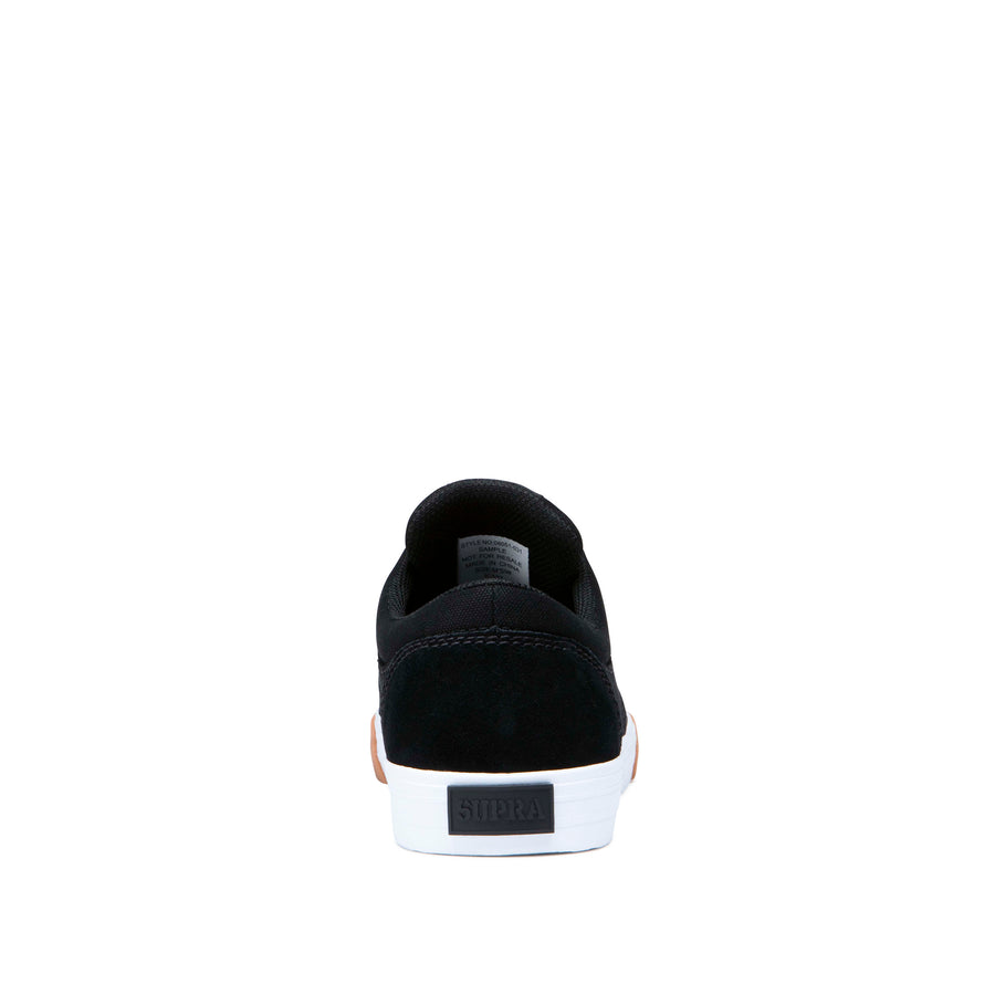 08051-031-M | CHINO | BLACK - WHITE/GUM