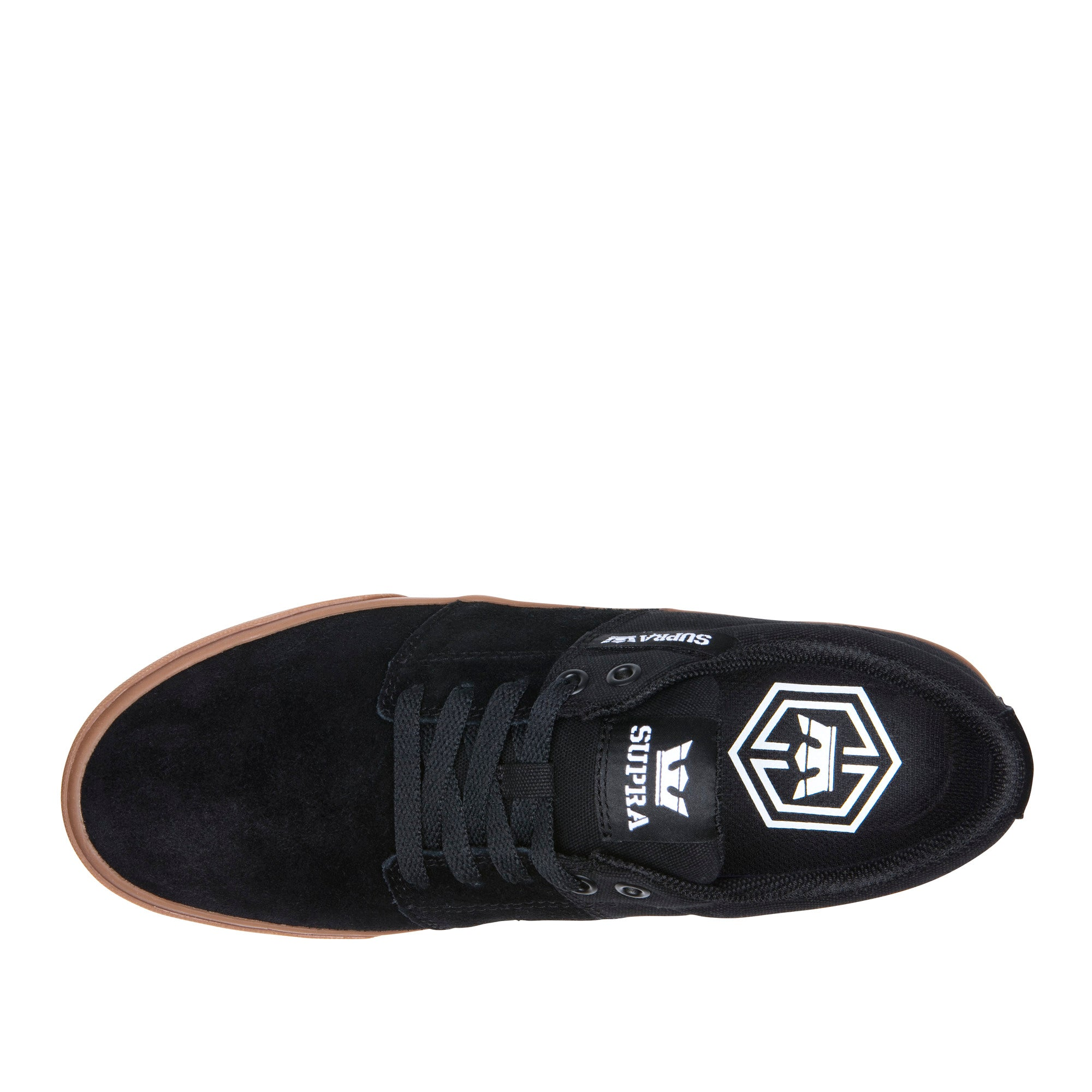 08193 055 M | STACKS II VULC | BLACK GUM