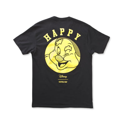 102159-019 | HAPPY | BLACK/YELLOW