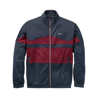 102169-490 | INNENSTAD TRACK JACKET | NAVY-WINE