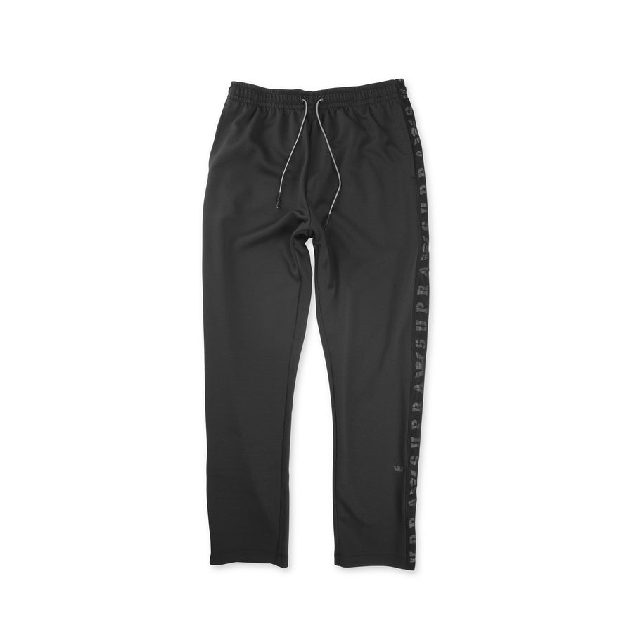 102178-008 | CURBED TRACK PANT | BLACK
