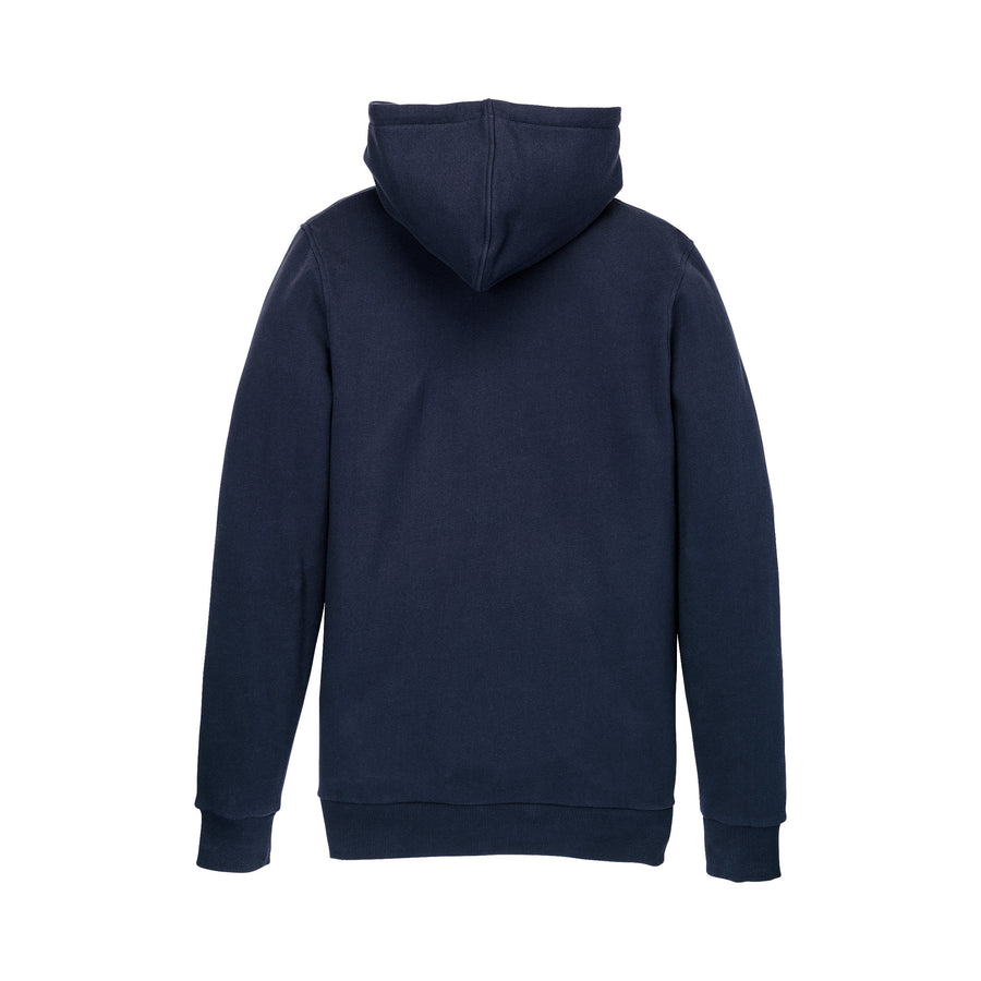 102561-489 | TRAILBLAZE PULLOVER | NAVY/TEAL