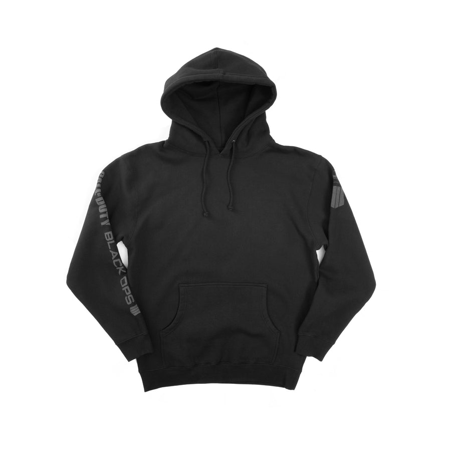 102610-010 | BLACK OPS HOODIE | BLACK OUT