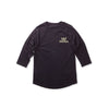 103787-008 | CROWN L/S PREMIUM RAGLAN | BLACK