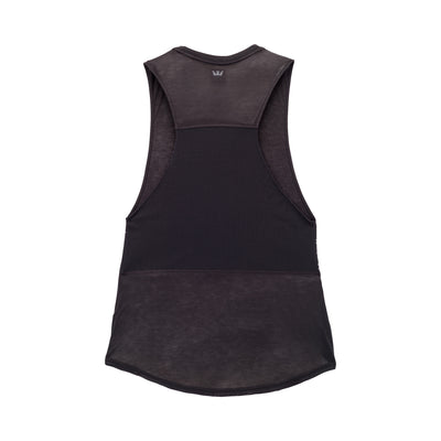 192182-008 | BORROWED MUSCLE TANK | BLACK