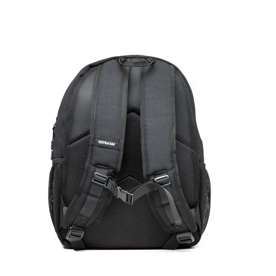 BG091-008 | DISCOVER BACKPACK | BLACK