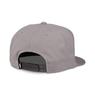 C3072-007 | ABOVE II SNAP BACK HAT | CHARCOAL