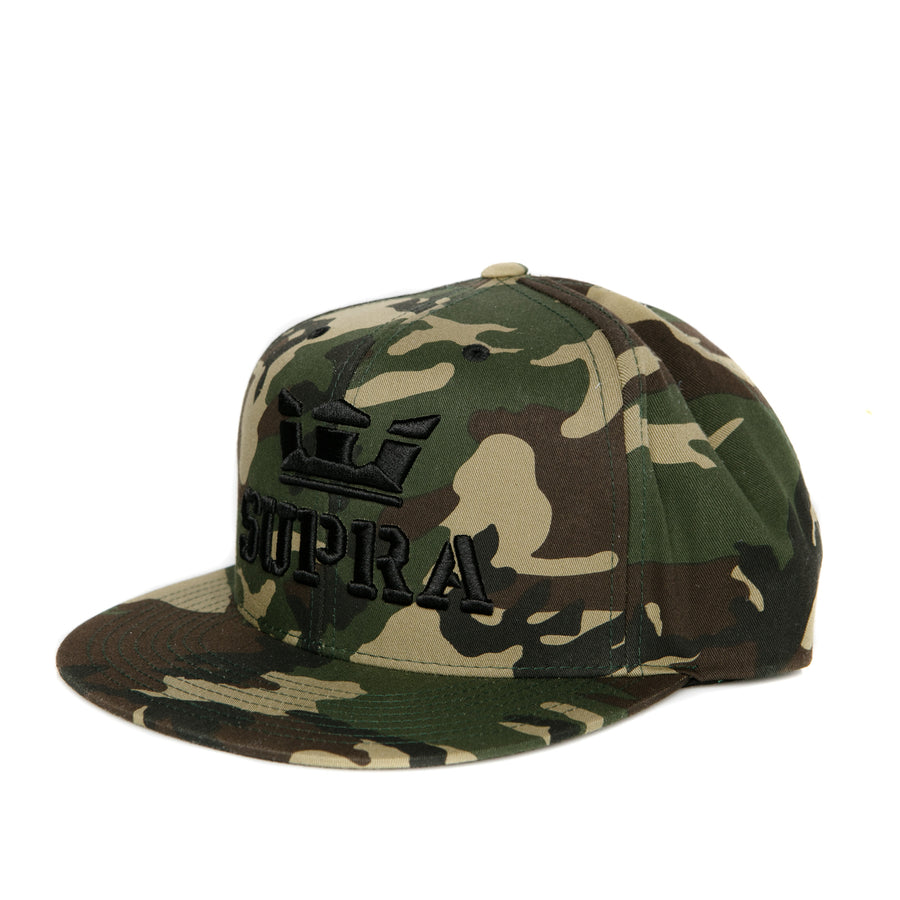 C3501-979 | ABOVE SNAP HAT | CAMO