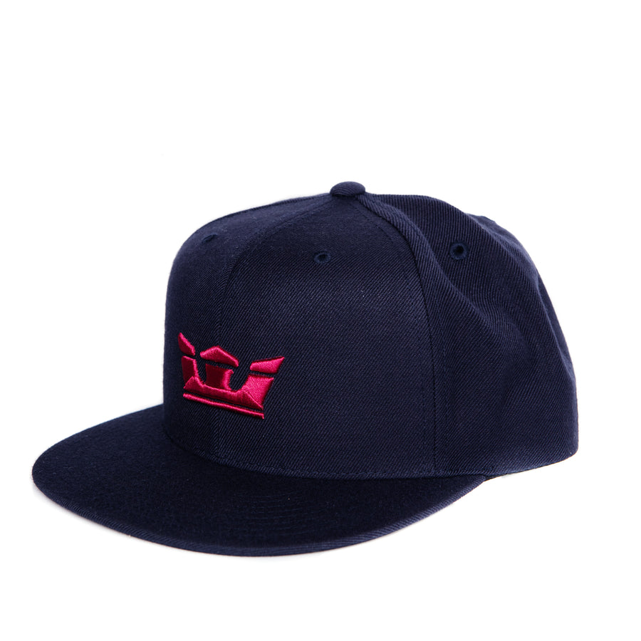 C3502-489 | ICON SNAP HAT | NAVY