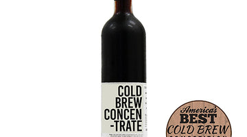 Award Winning Cold Brew Concentrate
