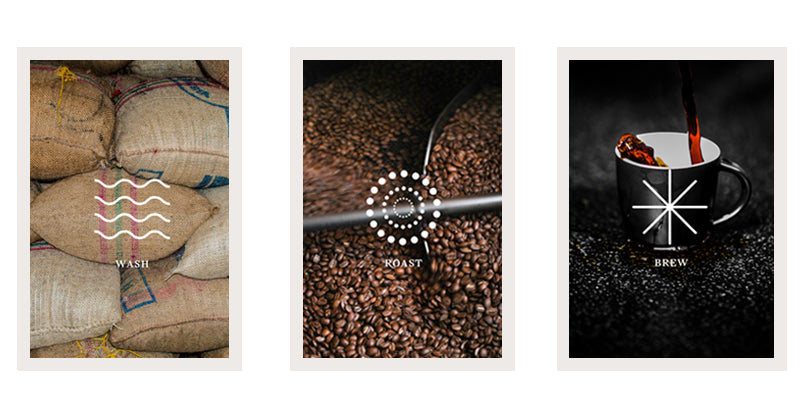 Reborn Coffee Specialty Gourmet Coffee Collection