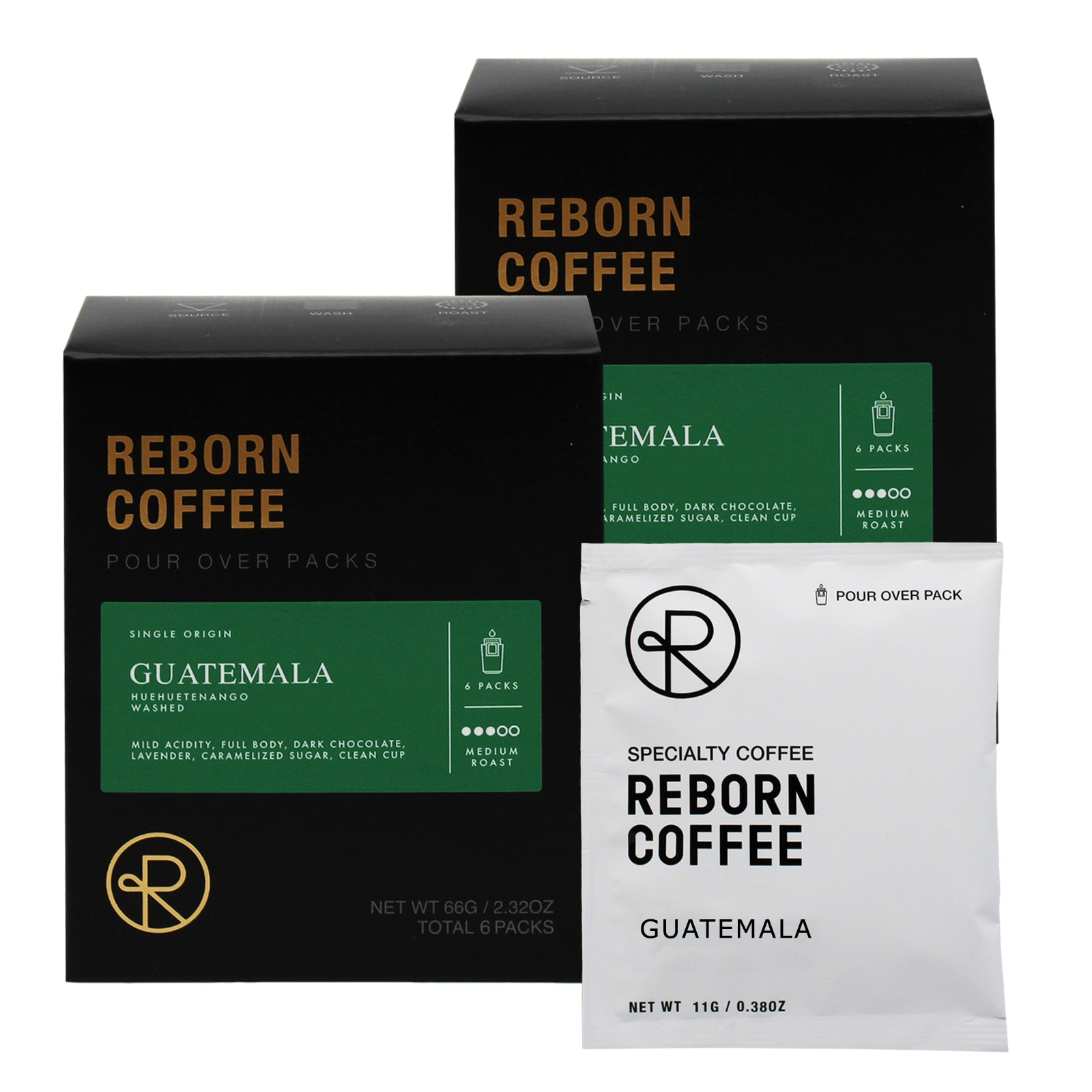 Reborn Coffee Drip Bag Coffee Gift Pack-Best Mother's(Father's) Day Gift-Guatemala