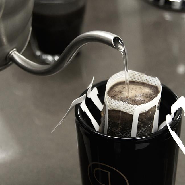 Camping Coffee Premium Specialty Pour Over Drip Bag Coffee-Single Origin Colombia . Good for Camping and Backpacking.
