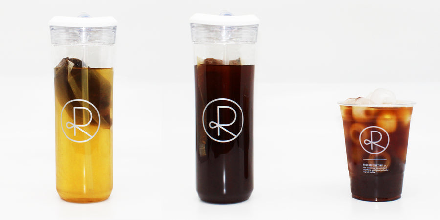 Reborn Coffee DIY Cold Brew Coffee Pack-Specialty Single Origin Ethiopia Coffee