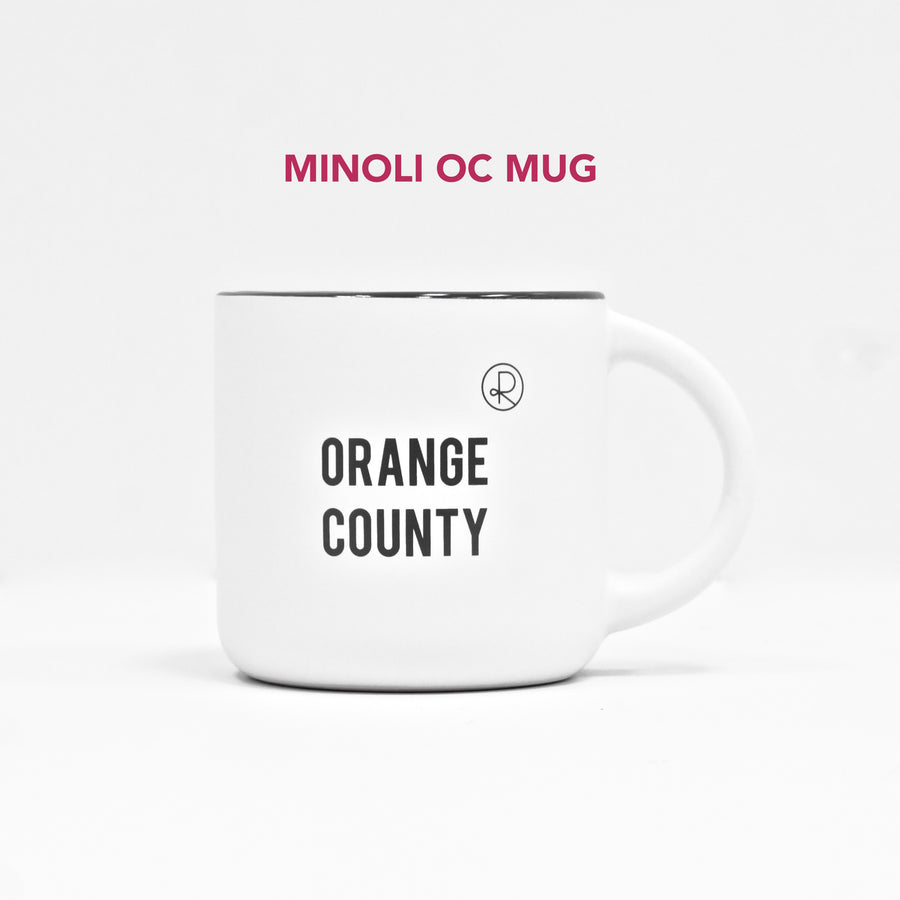 MINOLA CERAMIC MUG 14OZ