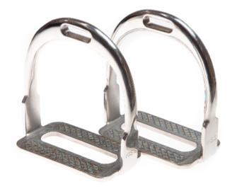 Stirrups (Light weight stirrup irons, wide)