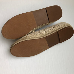 Wanted Brand Wentworth Espadrille Shoes - Weathered Hanger