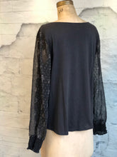 LC Lauren Conrad Long Sleeve Blouse - Weathered Hanger