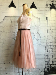 A.B.S. Evening by Allen Schwartz Tulle Dress