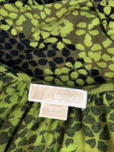 Michael Kors Camo Blouse - Weathered Hanger