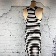 Ann Taylor Loft Striped Dress - Weathered Hanger