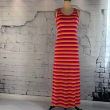 Striped Maxi Dress - Weathered Hanger