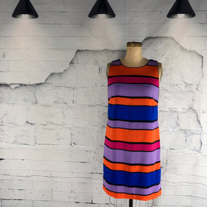 Laundry by Shelli Segal striped dress
