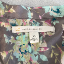 LC Lauren Conrad Open-Front Layering Top - Weathered Hanger