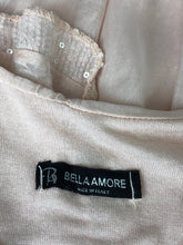 Bella Amore Pale Pink Blouse - Weathered Hanger