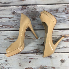 Michael Kors Peep-Toe Stiletto - Weathered Hanger