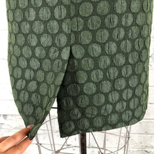 Anthropologie Maeve Moss Green Skirt