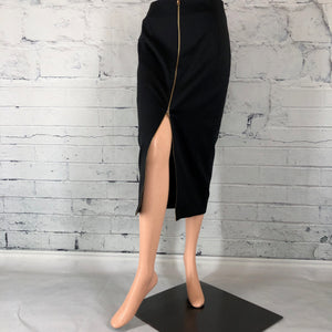 Ted Baker London Black Pencil Skirt