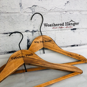 Weathered Hanger Gift Card - Weathered Hanger