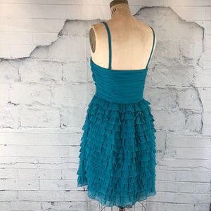 Kensie A-Line Ruffle Dress