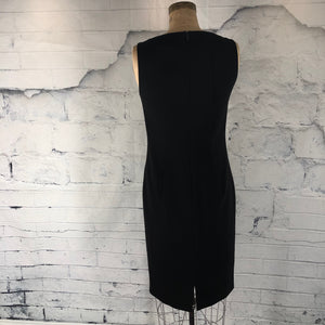 Hugo Boss Dajenata Wool Sheath Dress