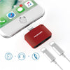 Dual Lightning iPhone Adapter [RED]