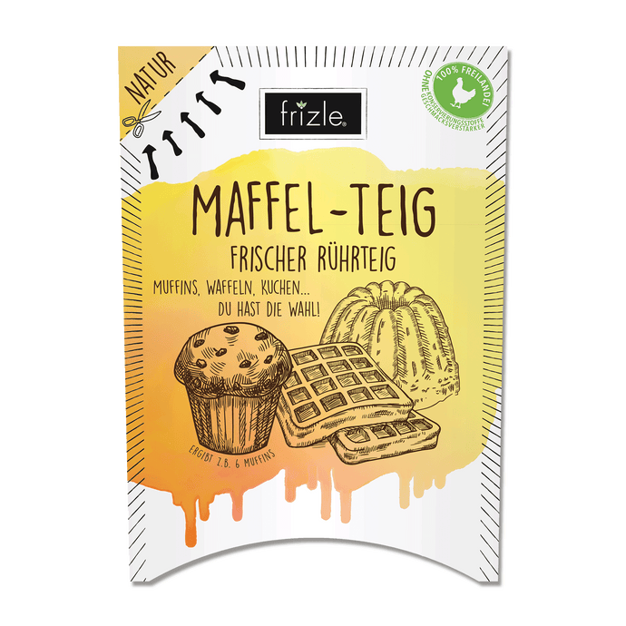 Maffels - Natur - frizle fresh foods shop