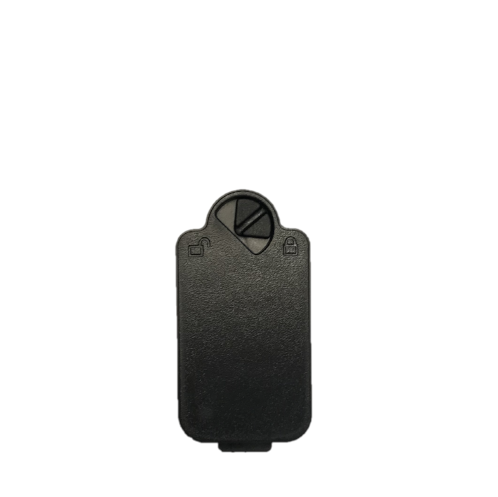 Battery Door, Pistol Grip, Complete Assembly