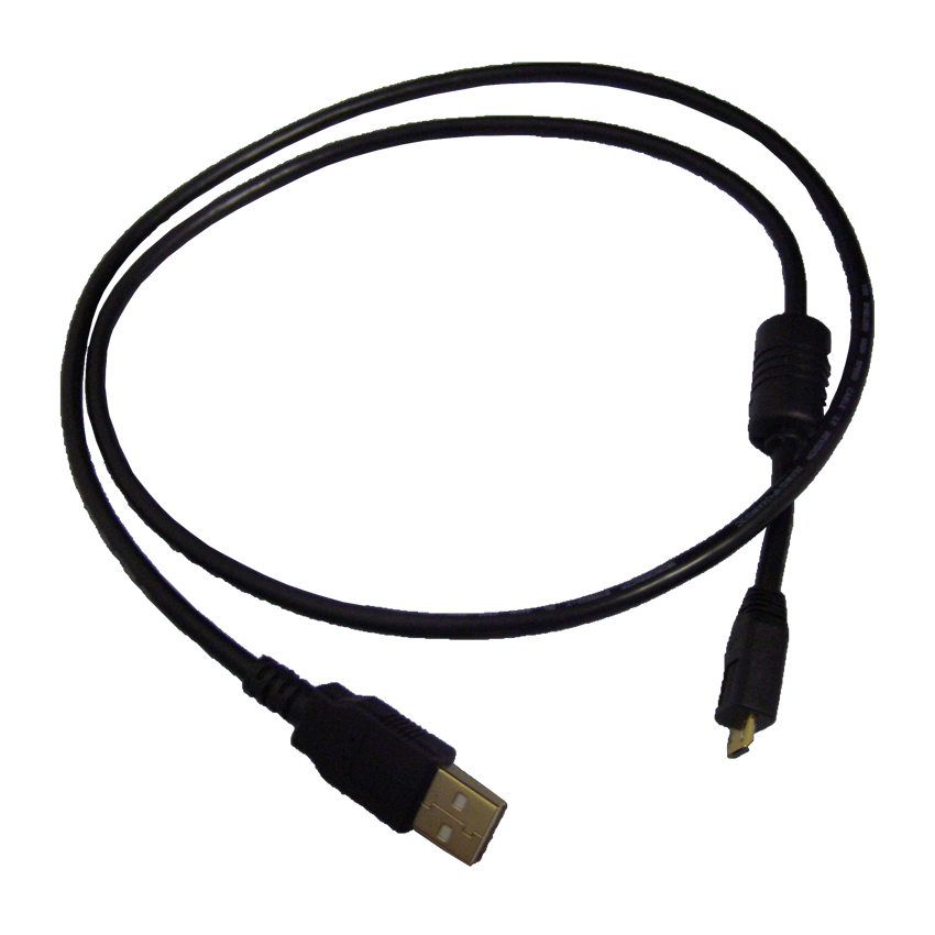Cable, MicroUSB, Type B (one included with unit) - LDX10/TDX20