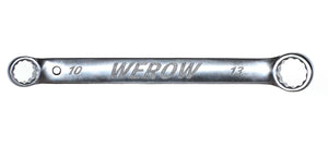 rigger jigger from WEROW - a double ended 10x13mm ring spanner in stainless steel spanner for rowers