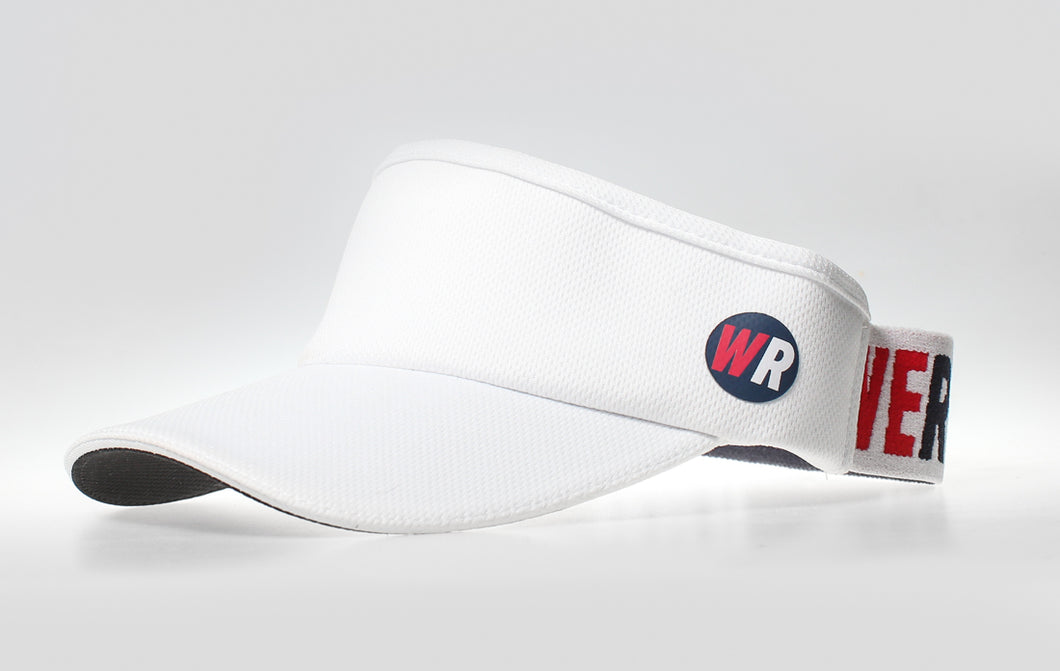 WEROW sports visor for rowers