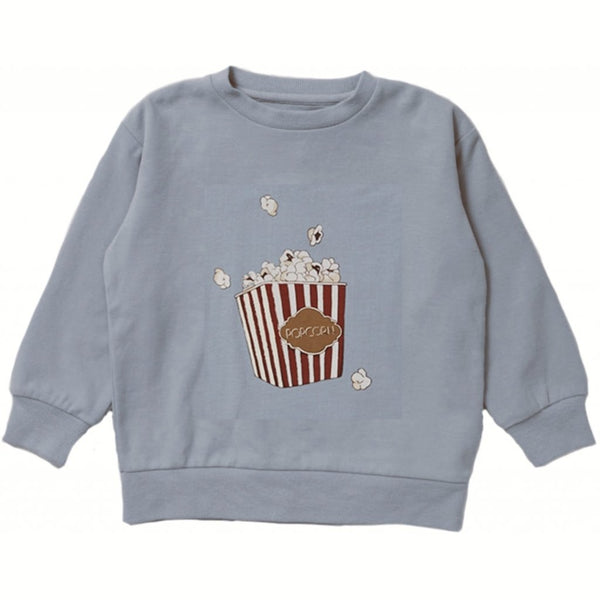 Lou Sweatshirt - Powder Blue