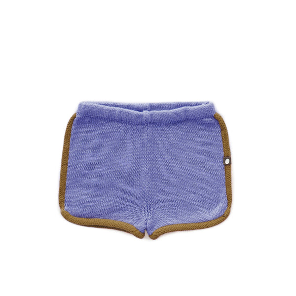 Baby Cotton 70'S Shorts - Iris