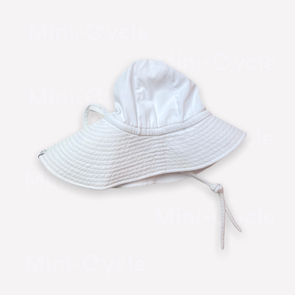 Re-Cycle Floppy Hat - Crisp White
