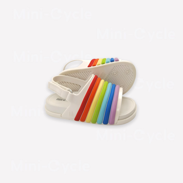 Re-Cycle Rainbow Sandals