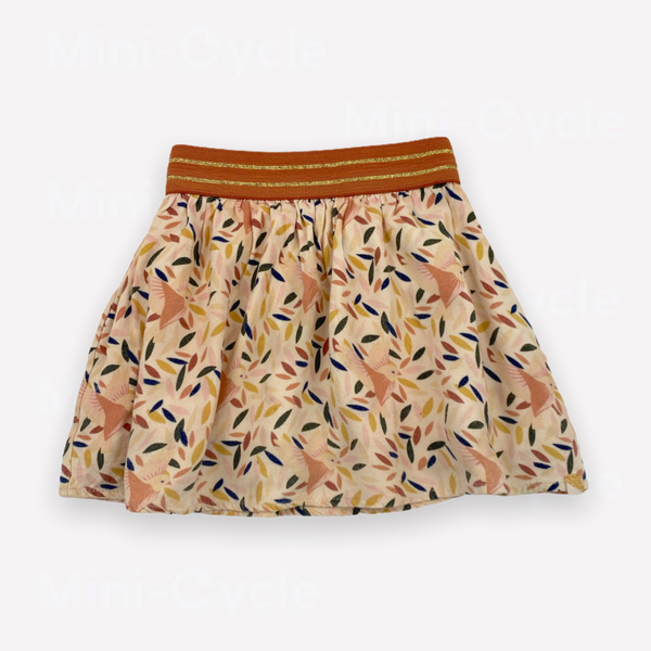 Re-Cycle Patterned Blush Skirt