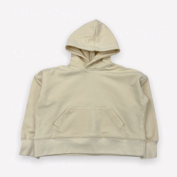 Re-Cycle Solid Cream Hoodie
